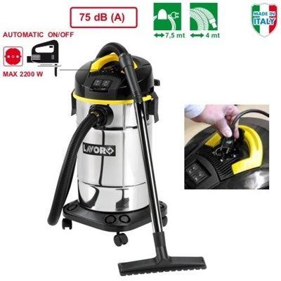 Промышленный пылесос Lavor TRENTA XE wet & dry