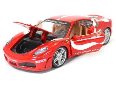 Bburago 18-26009 Модель автомобиля 1:24 - Ferrari F430 Fiorano (Феррари F430 Фиорано)