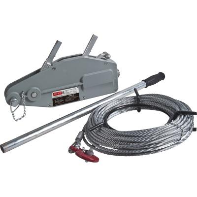Лебедка ручная рычажная Skiper МТМ 3,2 (монтажно тяговый механизм)