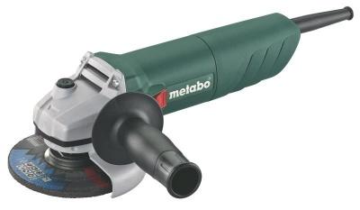 УШМ Metabo W 850-125 (болгарка) с защитой от повторного включения