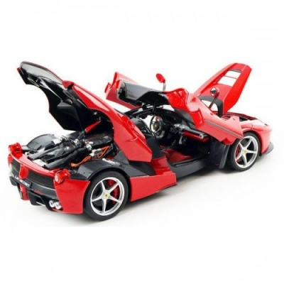 Bburago 18-16001 Ferrari LaFerrari (Феррари Лаферрари) модель автомобиля 1:18