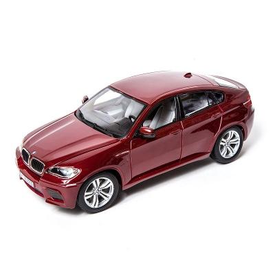 Bburago 18-12081 Модель автомобиля 1:18 -  BMW X6 (БМВ)