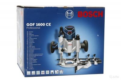 Фрезер Bosch GOF 1600 CE картон