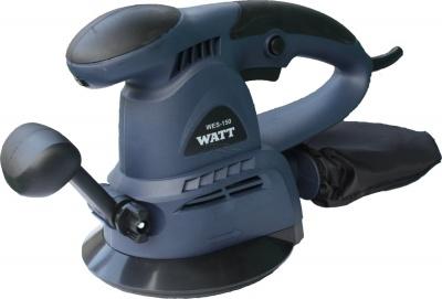 Эксцентриковая шлифмашина Watt WES-150