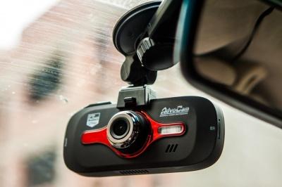 Видеорегистратор AdvoCam FD8 GPS RED