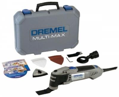 Многофункциональный инструмент Dremel Multi Max MM 20 (реноватор)