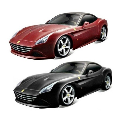 Bburago 18-26002 Модель автомобиля 1:24 - Ferrari California (Феррари Калифорния Т)