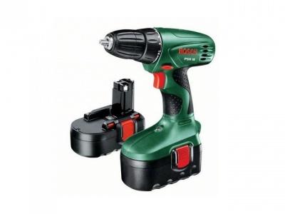Шуруповерт аккумуляторный Bosch PSR 18 v2