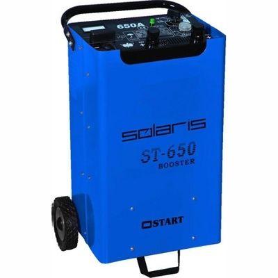 Пуско-зарядное устройство Solaris ST 650 (12В/24В, 230А)