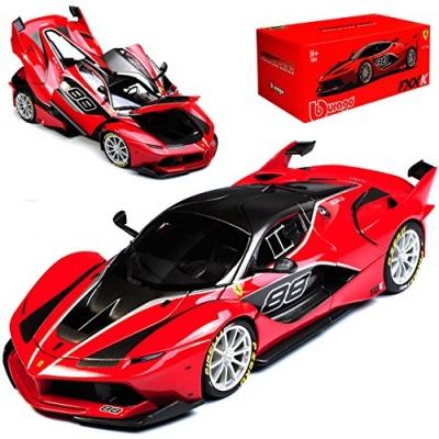 BBurago 18-16907 Ferrari FXX K №88 Модель автомобиля 1:18