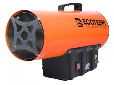 Тепловая пушка газовая Ecoterm GHD-50 (нагреватель прямой)