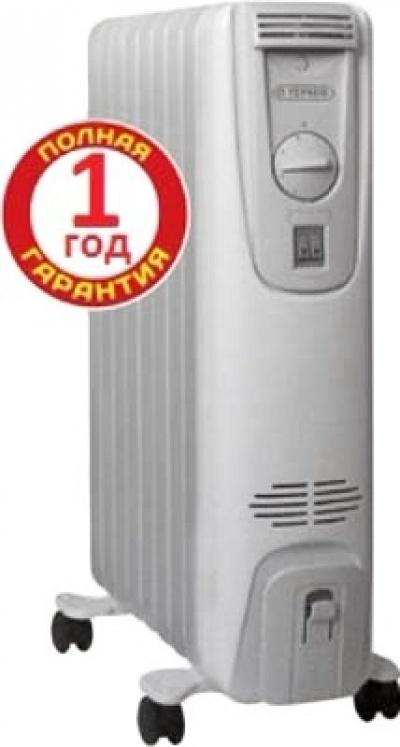 Обогреватель радиатор масляный Термия Н0612