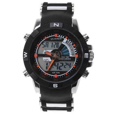 Часы наручные спортивные Quamer SD-1104