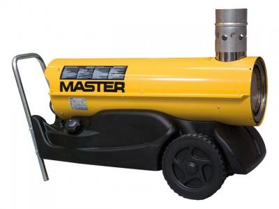 Нагреватель воздуха с непрямым нагревом Master BV 69 E (дизельная пушка)