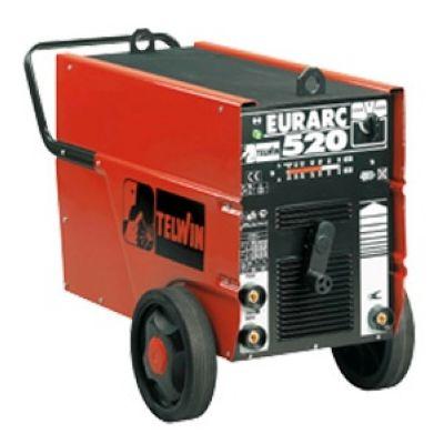 Трансформатор сварочный переменного тока TELWIN EURARC 520 230-400V