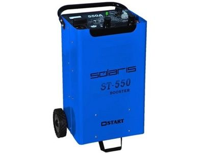 Пуско-зарядное устройство Solaris ST 550 (12В/24В, 190А)