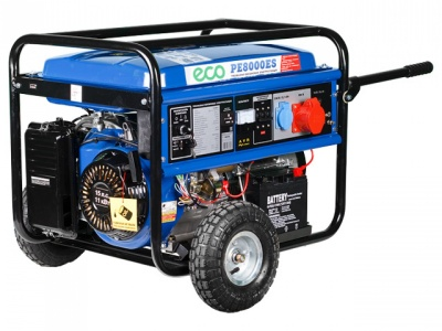 Электростанция ECO PE 8000 RS (бензогенератор)