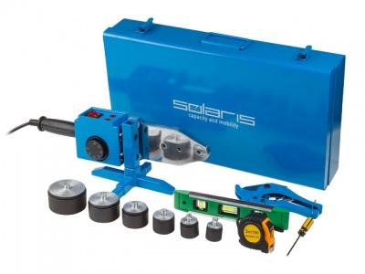 Сварочный аппарат для полимерных труб Solaris PW-1501