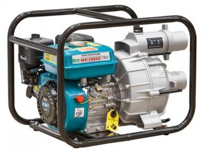 Мотопомпа ECO WP-1404D (для грязной воды)