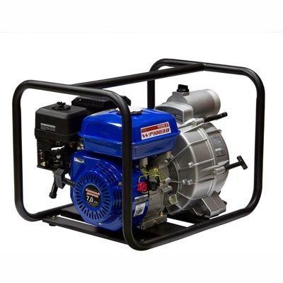 Мотопомпа ECO WP1003D для грязной воды