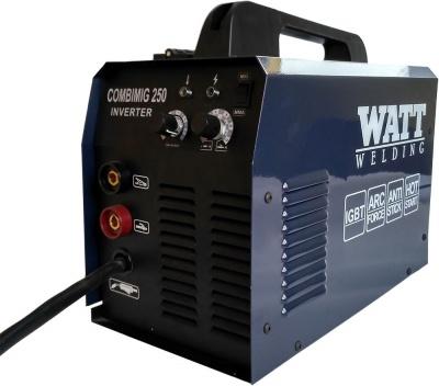 Многофункциональный  cварочный полуавтомат  инверторного типа WATT COMBIMIG 250