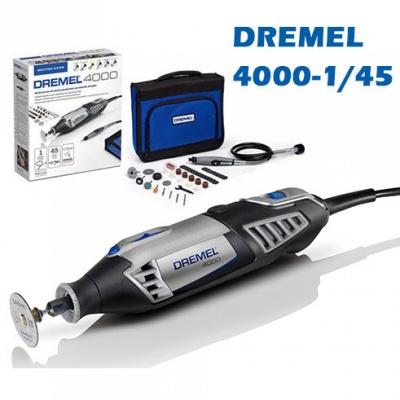 Гравер Dremel 4000-1/45 набор (4000 JG)