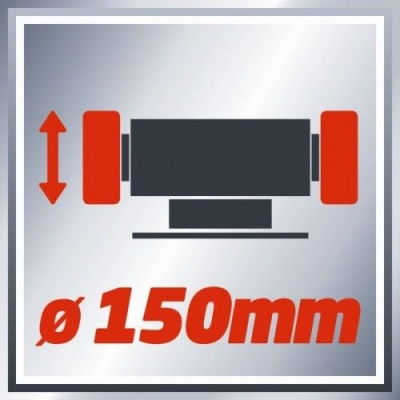 Электроточило Einhell TH-BG 150