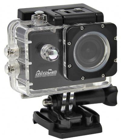 Видеорегистратор AdvoCam FD Sport (+экшн камера)