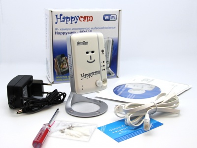 IP видеокамера HappyCam SD1W (камера видеоконтроля)