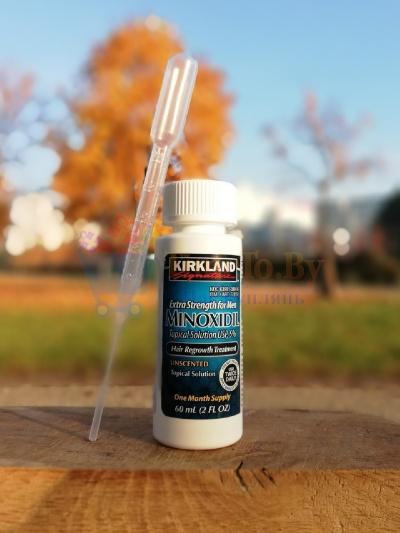 Миноксидил Кирклэнд 5% (Minoxidil Kirkland Signature) 1 месяц