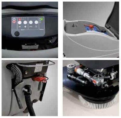 Поломоечная машина Lavor PRO SCL Easy-R 66 BT