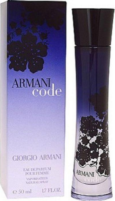 Туалетная вода Giorgio Armani Armani Code 75 ml (женская)