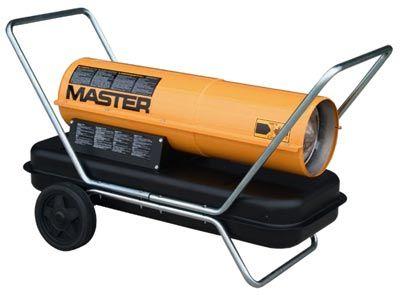 Нагреватель воздуха с прямым нагревом Master B 150 CED