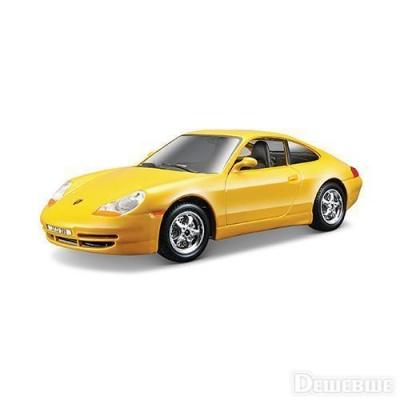 Модель автомобиля сборная 1:24 Porsche 911 Carrera (Порше 911 каррера) Bburago 18-25111