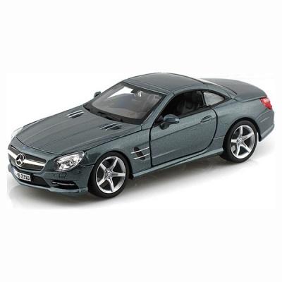Bburago 18-21067 Модель автомобиля 1:24 - Mercedes Benz SL500 (Мерседес Бенц)