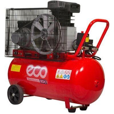 Воздушный компрессор ременной 2-х поршневой ECO AE-703-22HD