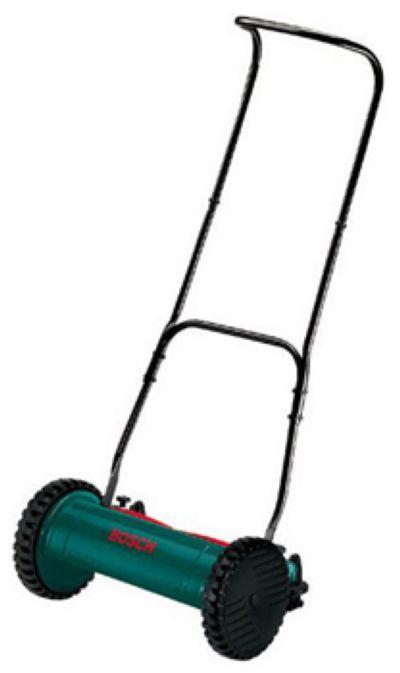 Ручная газонокосилка Bosch AHM 38 C механическая