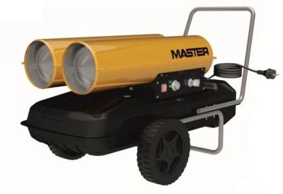 Тепловая пушка дизельная Master B 300 CED (нагреватель прямой)