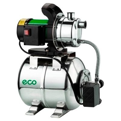 Станция водоснабжения автоматическая (гидрофор) ECO GFI-1200IN