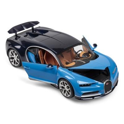 Bburago 18-11040 Модель автомобиля 1:18 - Bugatti Chiron (Бугатти Широн)