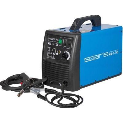 Полуавтомат сварочный Solaris MIG-T-145 + AK (220B,30-140A)