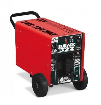 Трансформатор сварочный переменного тока TELWIN EURARC 322 230-400V