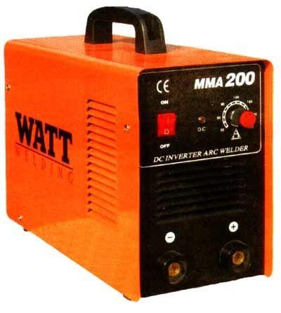 Сварочный аппарат WATT Welding MMA 200