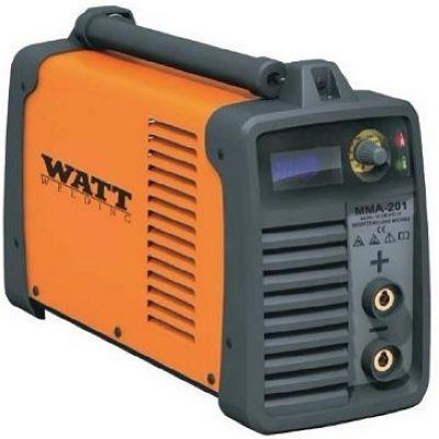 Сварочный инверторный аппарат Watt Welding MMA-201