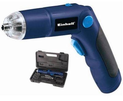Отвертка аккумуляторная Einhell BT-SD 4,8 F арт. 4510702