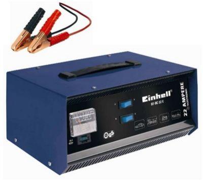 Зарядное устройство для автомобильных аккумуляторов Einhell BT-BC 22 E