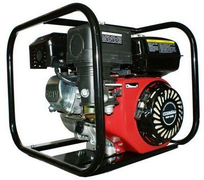 Мотопомпа бензиновая Watt WGP-3450