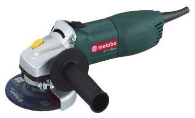 Угловая шлифовальная машина Metabo W 7-115 Quick