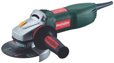 Машина шлифовальная угловая электронная Metabo WE 9-125 Quick
