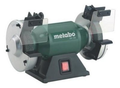 Точило двойное сухой шлифовки Metabo DS 125